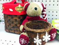 goodwill of tulsa thrift approach to a diy gift basket