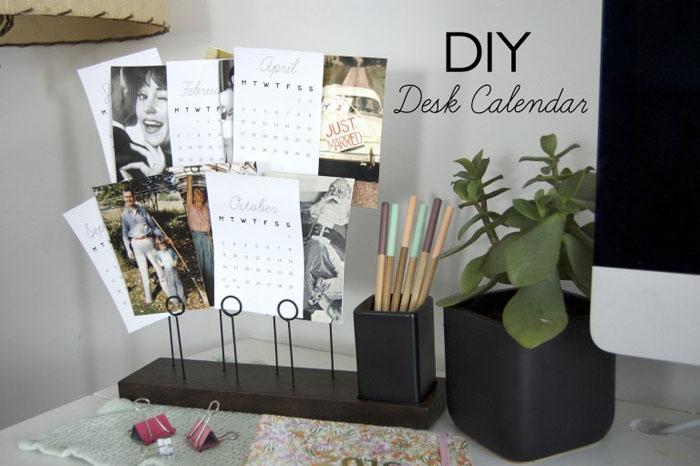 Goodwill Of Tulsa Five Fabulous Diy Calendar Ideas