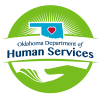 Logo for the Oklahoma Department of Human Services
