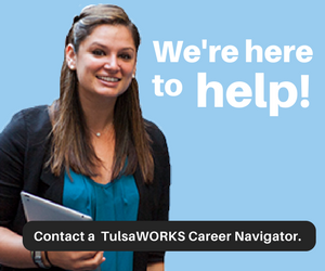 We're here to help! Complete this form to contact a Career Navigator.